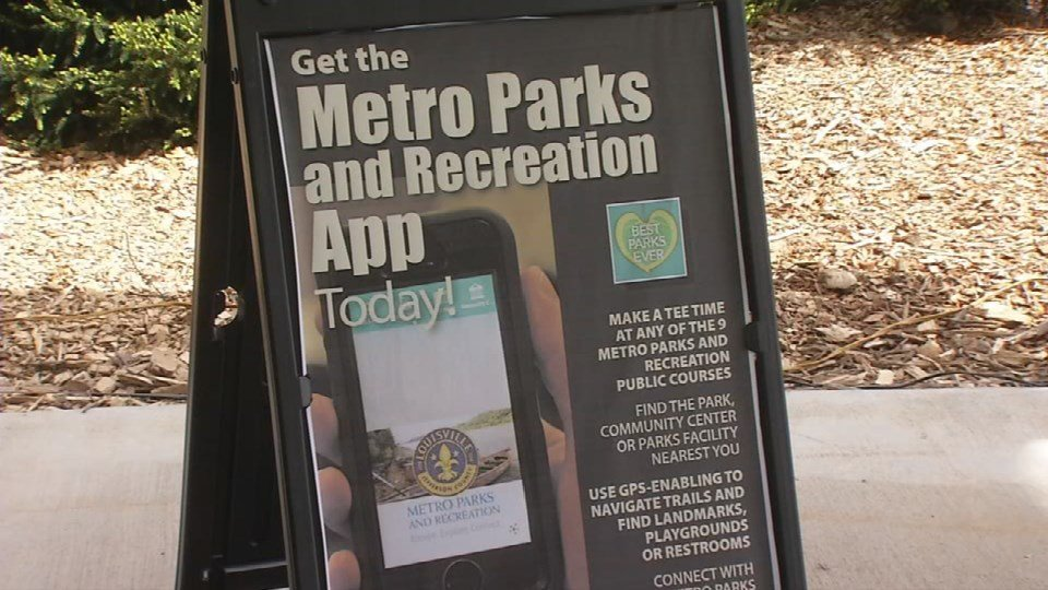 Louisville Metro Parks and Recreation releases new phone app