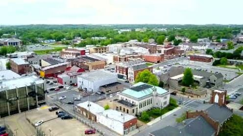 Hopkinsville is the one place in the country designated as the point of greatest eclipse, where the axis of the umbra passes closest to earth.
