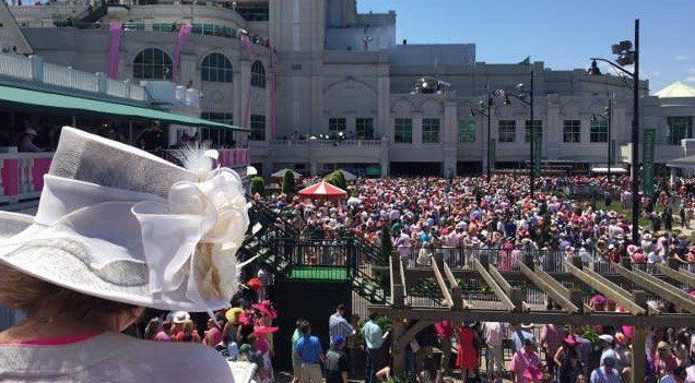 The Kentucky Derby has maintained its hold as one of America's Top 10 sports events.