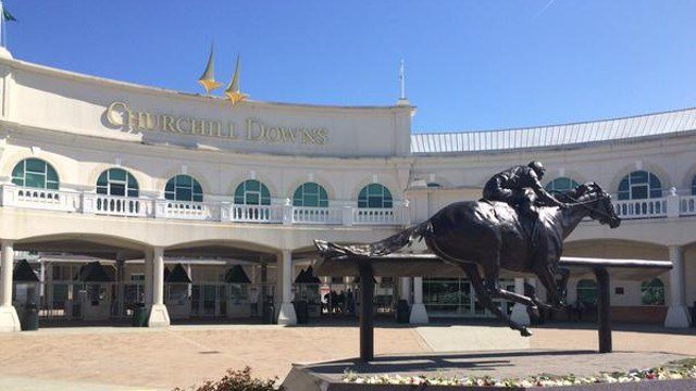 New security measures will be in place at Churchill Downs during Derby week.