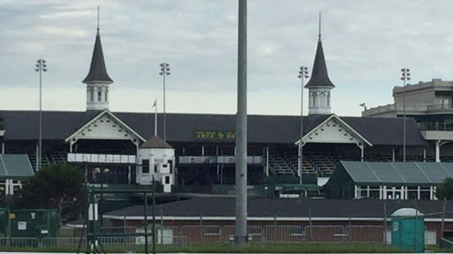What's more important -- the Kentucky Derby post position or the weather?