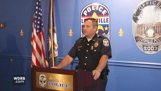 Lt. Steve Burkett talks about LMPD's approach to Derby day crowd control.