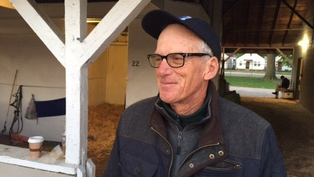 John Shirreffs won the 2005 Kentucky Derby with Giacomo. He'll chase another with Gormley Saturday.