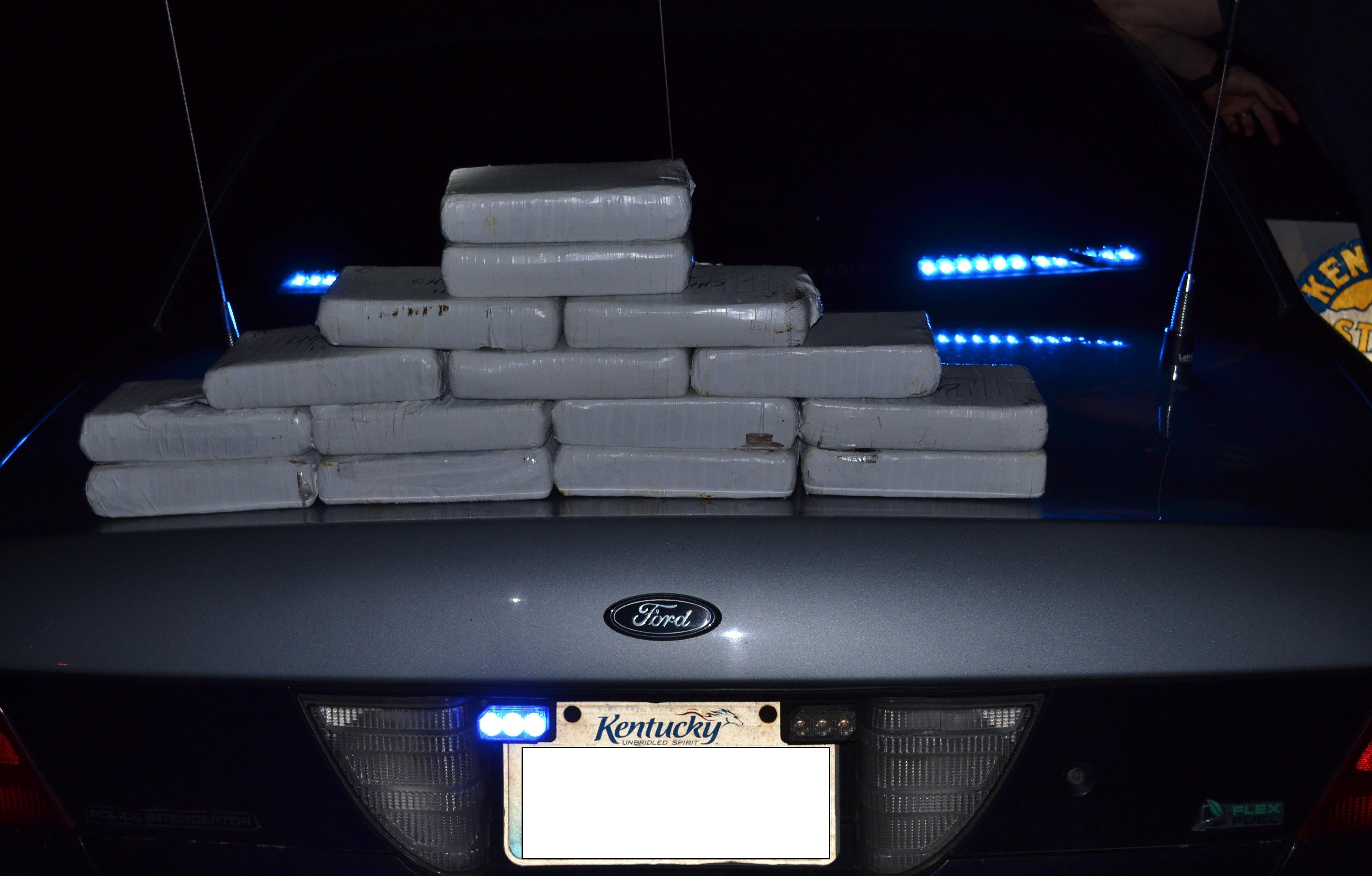 Courtesy Kentucky State Police