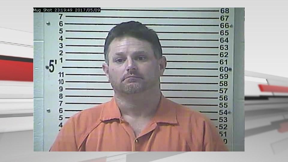 Bradley Russell, courtesy Hardin County Detention Center