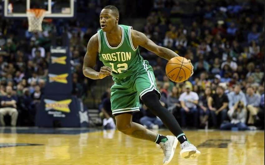 Terry Rozier is the final remaining former Louisville player still chasing the 2017 NBA title.