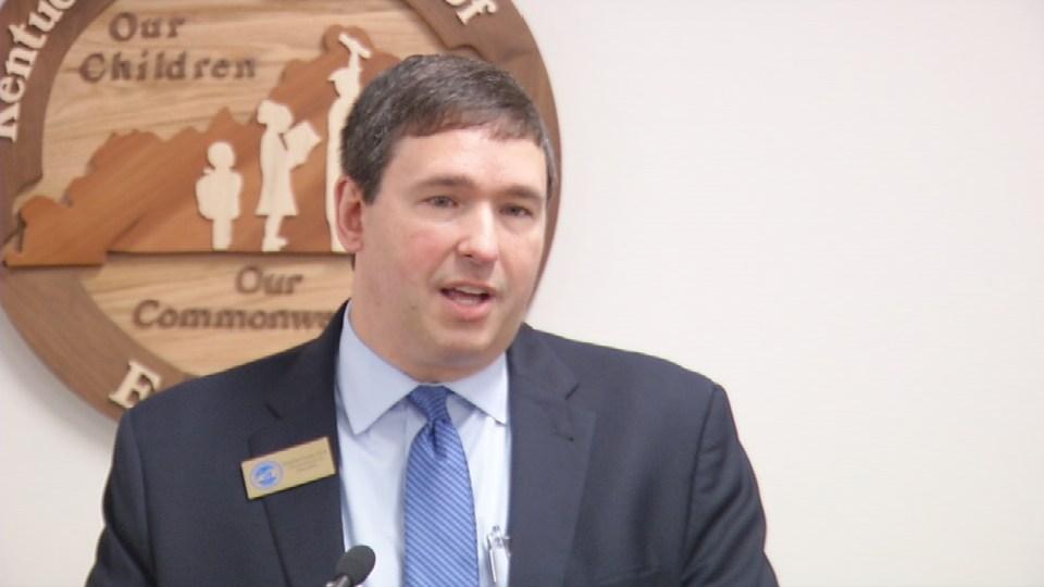 KY Education Commissioner Stephen Pruitt
