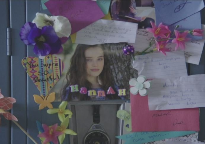 """Screenshot of a scene from Netflix's fictional series """"13 Reasons Why"""" (Courtesy: Netflix)"""