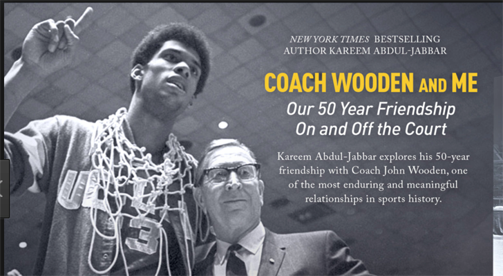 Kareem Abdul-Jabbar had strong comments about basketball's one-and-done rule in an interview about his book about UCLA coach John Wooden.