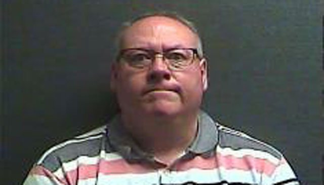 Mark Fowler (Source: Boone County Detention Center)