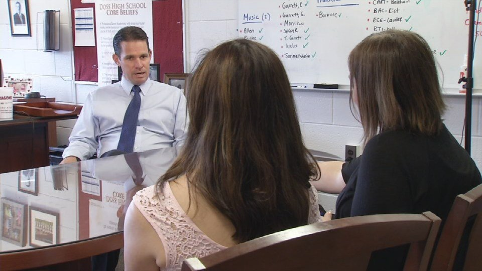 """I wanted to make sure I was being hired to move this district forward, to improve climate and culture, improve morale of staff and most importantly, improve student achievement,"" Pollio told WDRB News last week."