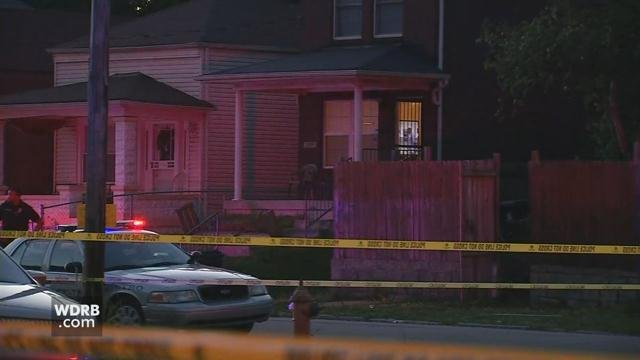 Stray bullet from Louisville fight travels through window killing boy