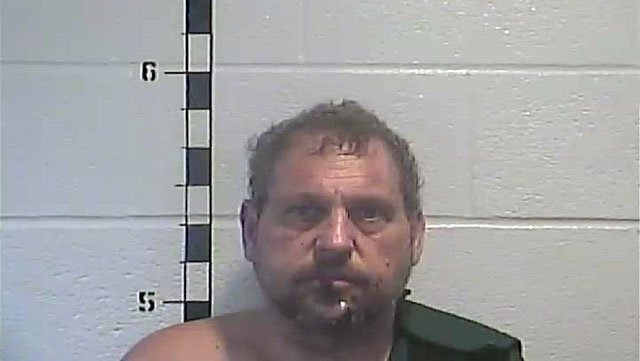 David Blake (Source: Shelby County Detention Center)