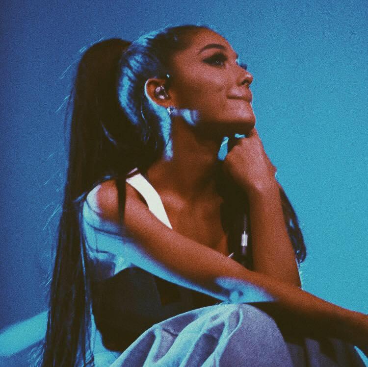 Ariana Grande (Image courtesy: Official Ariana Grande Facebook page)