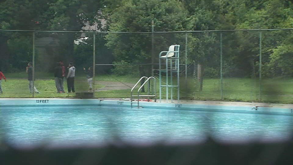 City pools opening next week