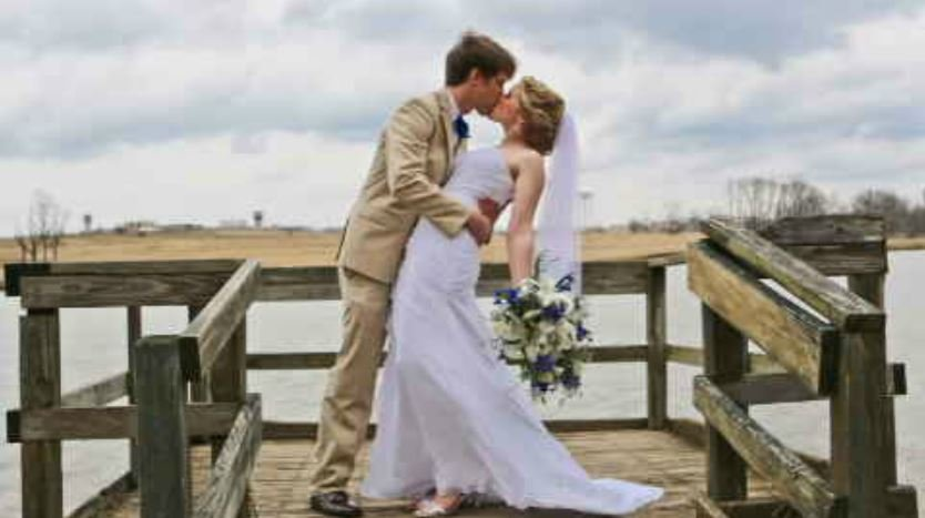 Jessica Randall and her husband has just gotten married when she got the news of her diagnosis.