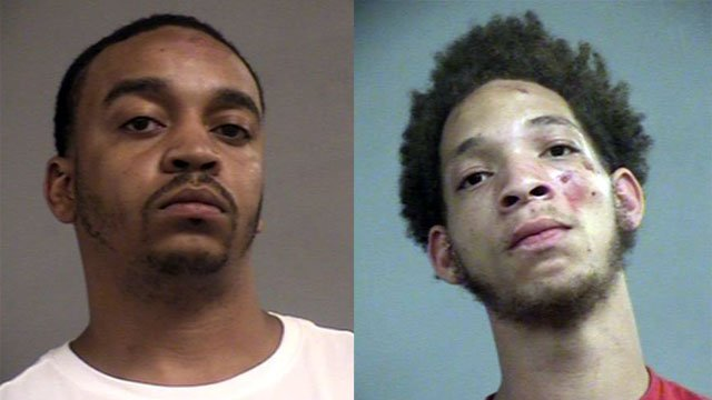James Kennedy and James Porter (Source: Louisville Metro Corrections)