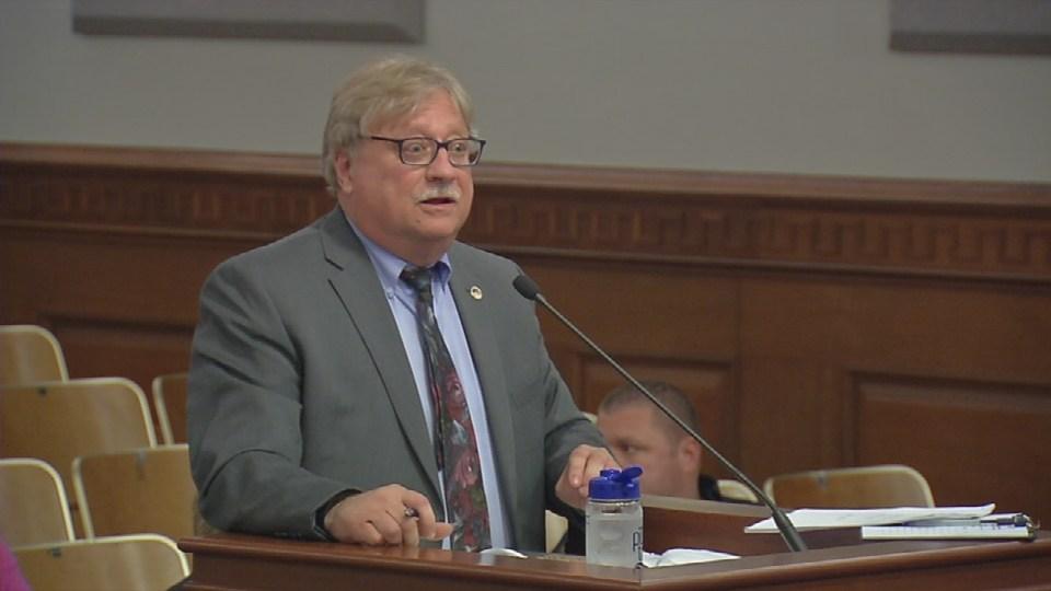 Metro Corrections Director Mark Bolton