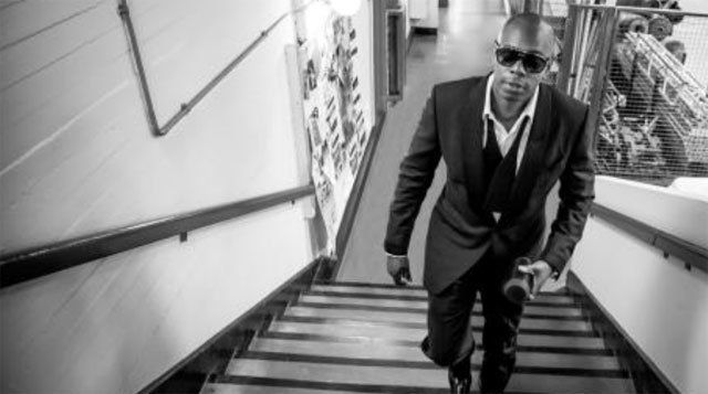 Dave Chappelle (Photo courtesy: The Louisville Palace)