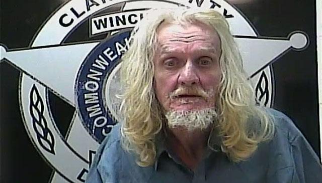Billy Ross (Source: Clark County [Kentucky] Detention Center)