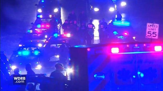 Man who led Kentucky police on 2 hour chase fatally shot