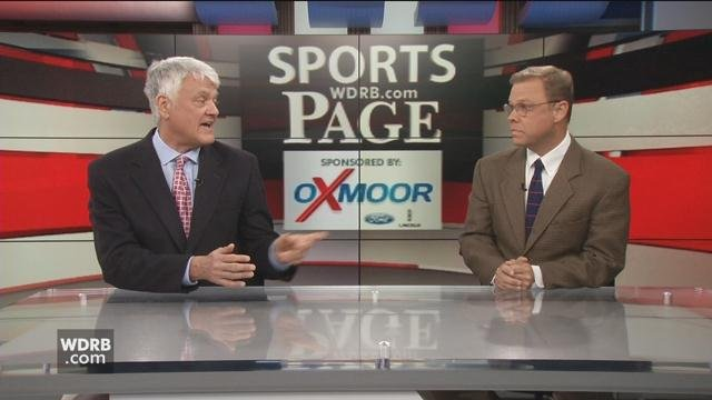 The Sports Page airs four nights and four mornings per week on WDRB.