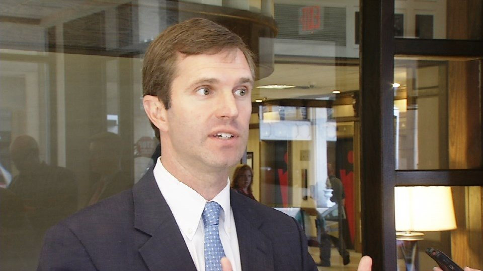 Kentucky Attorney General Andy Beshear, June 12, 2017