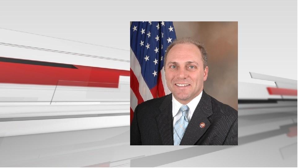 U.S. House Majority Whip Steve Scalise (R) Louisiana