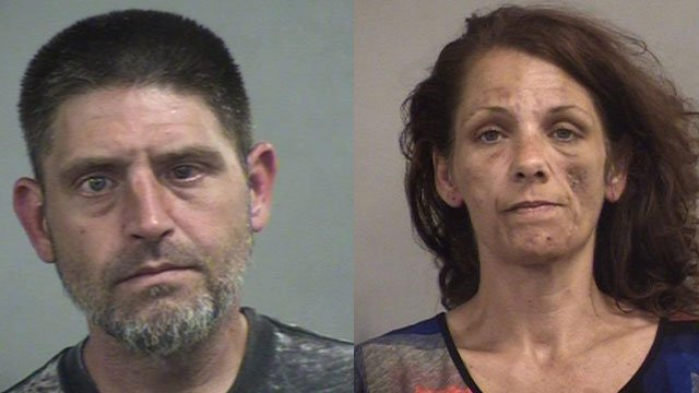 Harry Pryor and Sheba Ashby (Source: Louisville Metro Corrections)