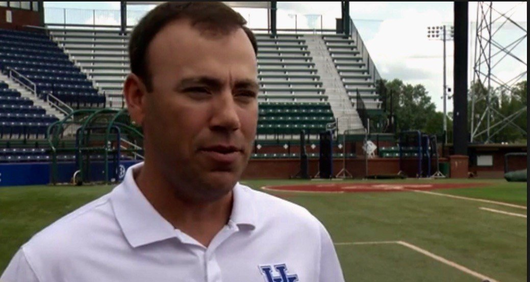 Kentucky coach Nick Mingione coached against four of the eight teams in the College World Series field.
