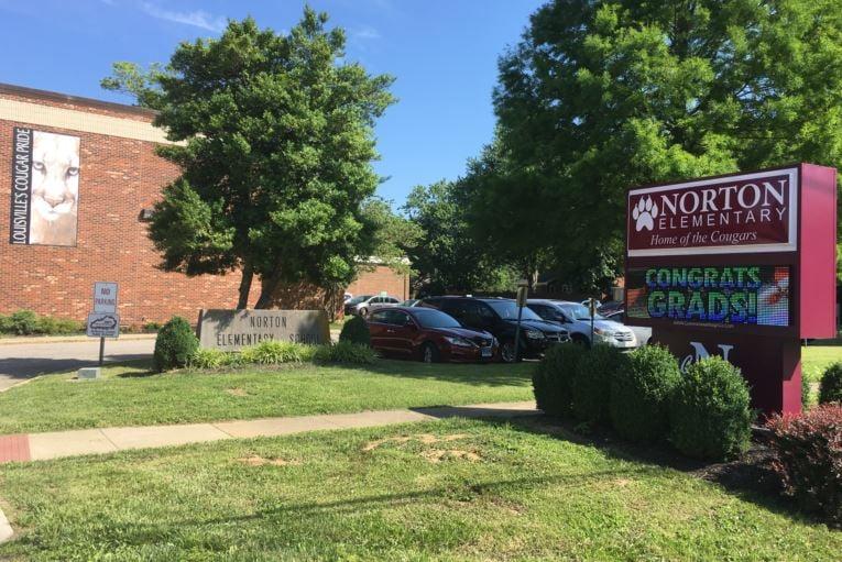 Norton Elementary School (Photo by Toni Konz, WDRB News)
