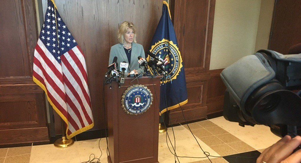 FBI special agent in charge Amy  Hess updates Conn case.