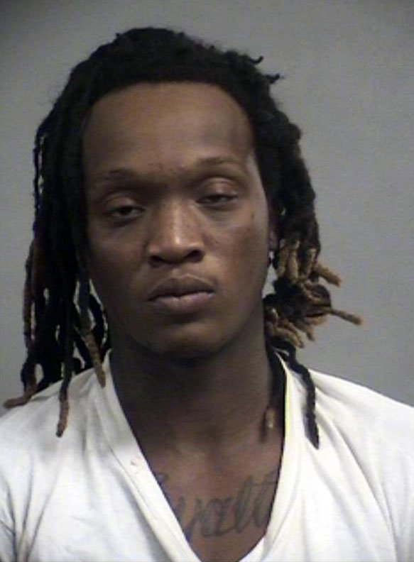 Anthony Jones (Source: Louisville Metro Corrections)