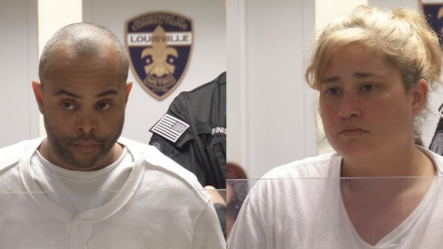 38-year-old Robert Ray and 35-year-old Angela Chancellor (Source: Louisville Metro Corrections)