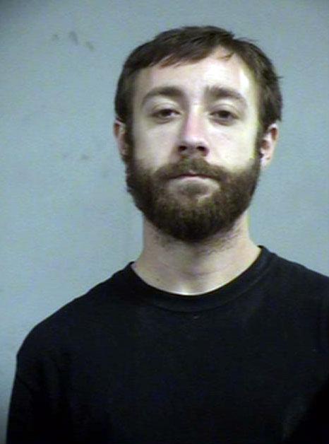 Matthew W. Davidson (Source: Louisville Metro Corrections)