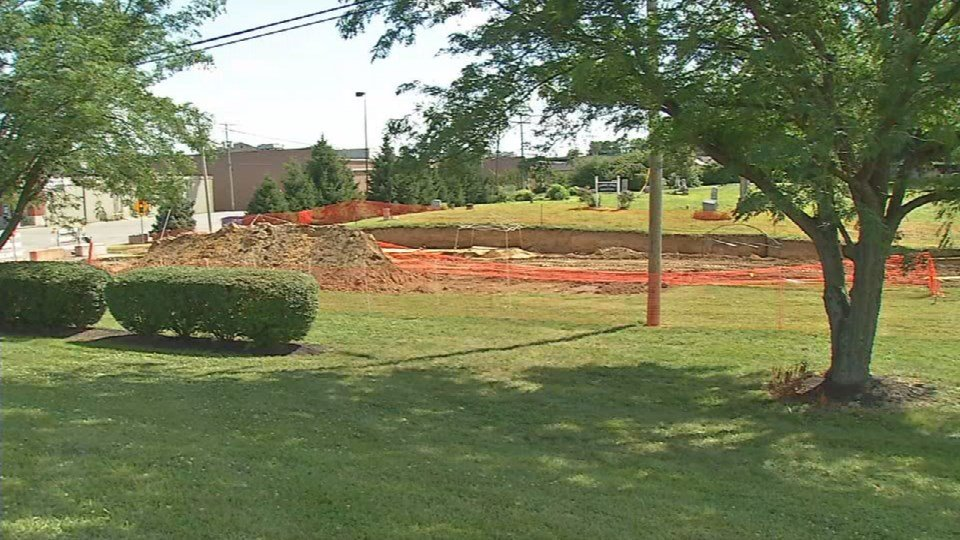 Clarksville asking people to come forward if they have ancestors buried near road-widening project