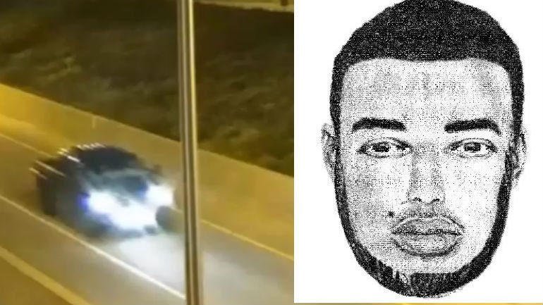 Sketch of the suspect. (Source: WITI Fox 6)