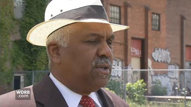 Louisville developer Clifford Turner says his proposed multipurpose research park at Heritage West at 28th & Muhammad Ali will create 200 permanent jobs.