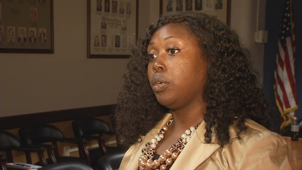 Councilwoman Jessica Green