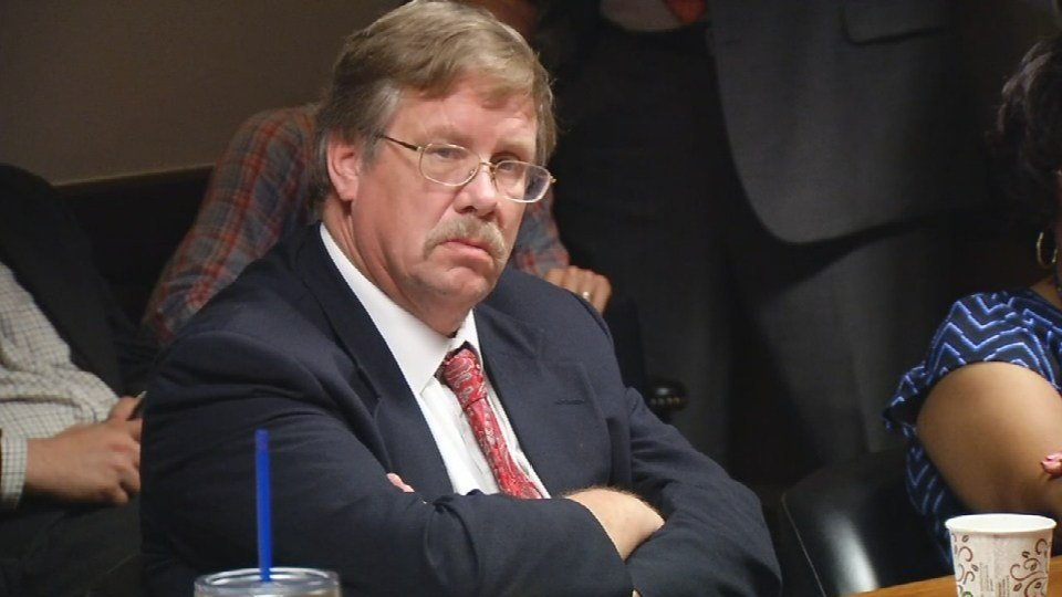 Councilman Dan Johnson