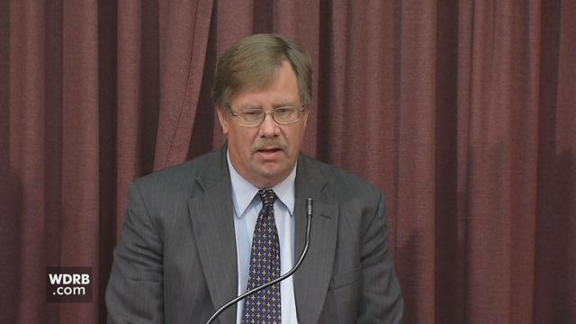 Louisville Metro Councilman Dan Johnson