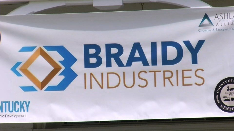 Braidy Industries plans to invest $1.3 billion to build an aluminum mill in Greenup County, Ky.