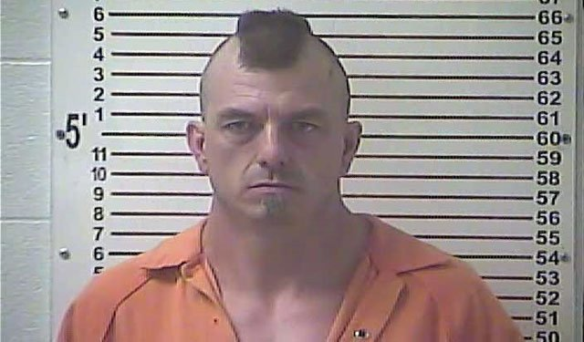 Lewis Day (Source: Hardin County Detention Center)