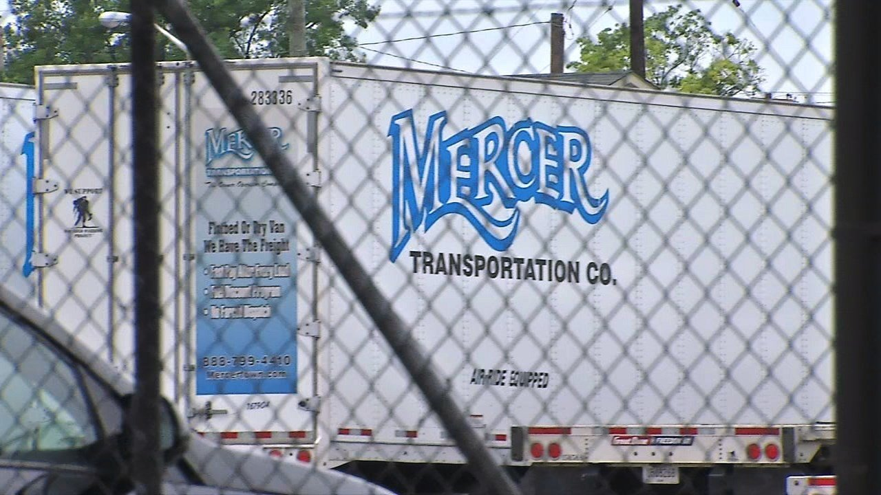 Mercer Transportation, based in Louisville, is one of the nation's largest trucking companies.