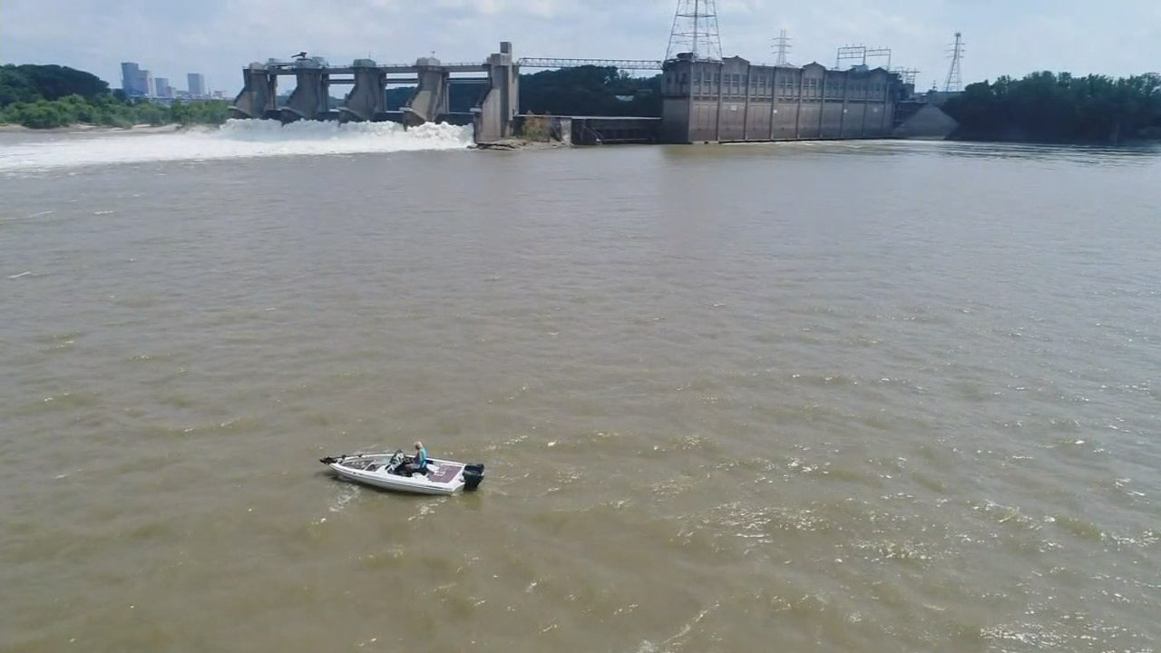 Body of missing fisherman located on Ohio River