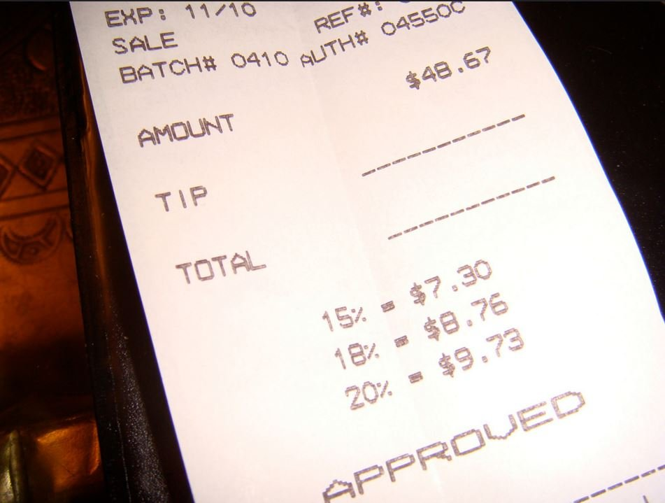 The Best Tippers in United States are Men and Republicans