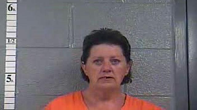LaDawna Buster (Source: Bullitt County Detention Center)