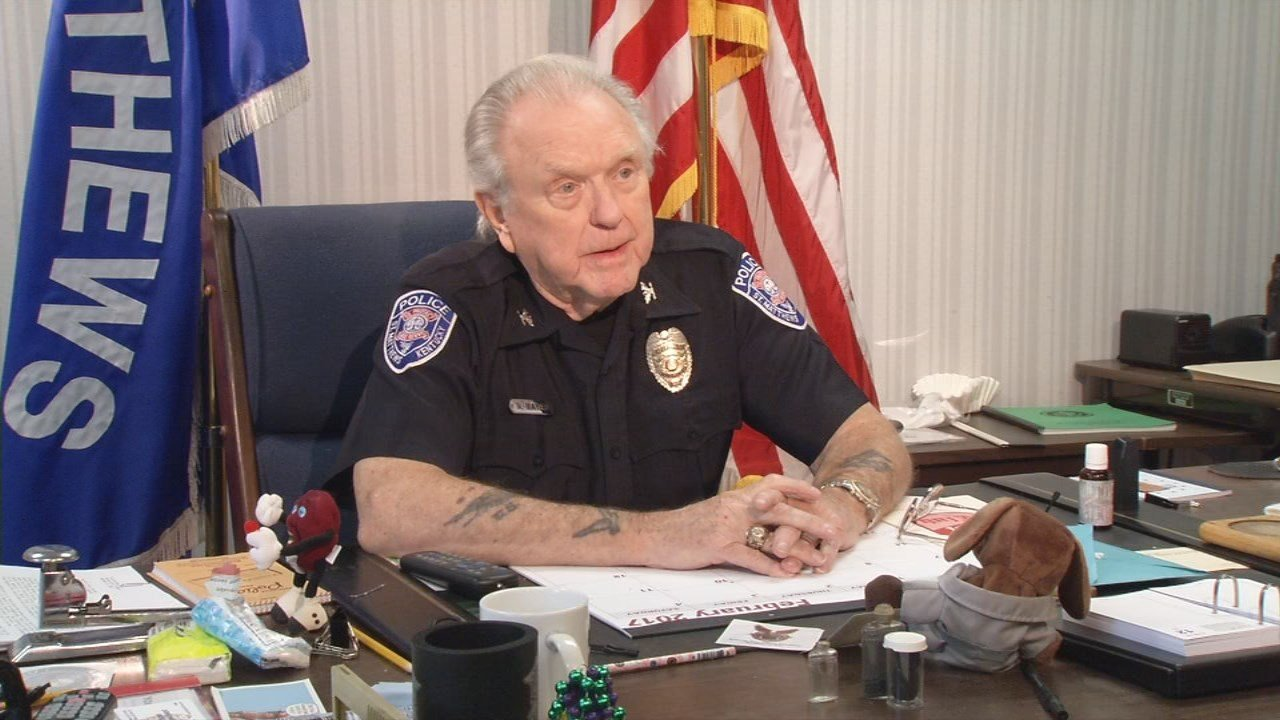 St. Matthews Police Chief Col. Norm Mayer
