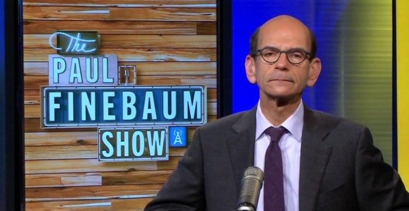 SEC Network host Paul Finebaum said that U of L quarterback Lamar Jackson is not on his board in the 2017 Heisman Trophy race.
