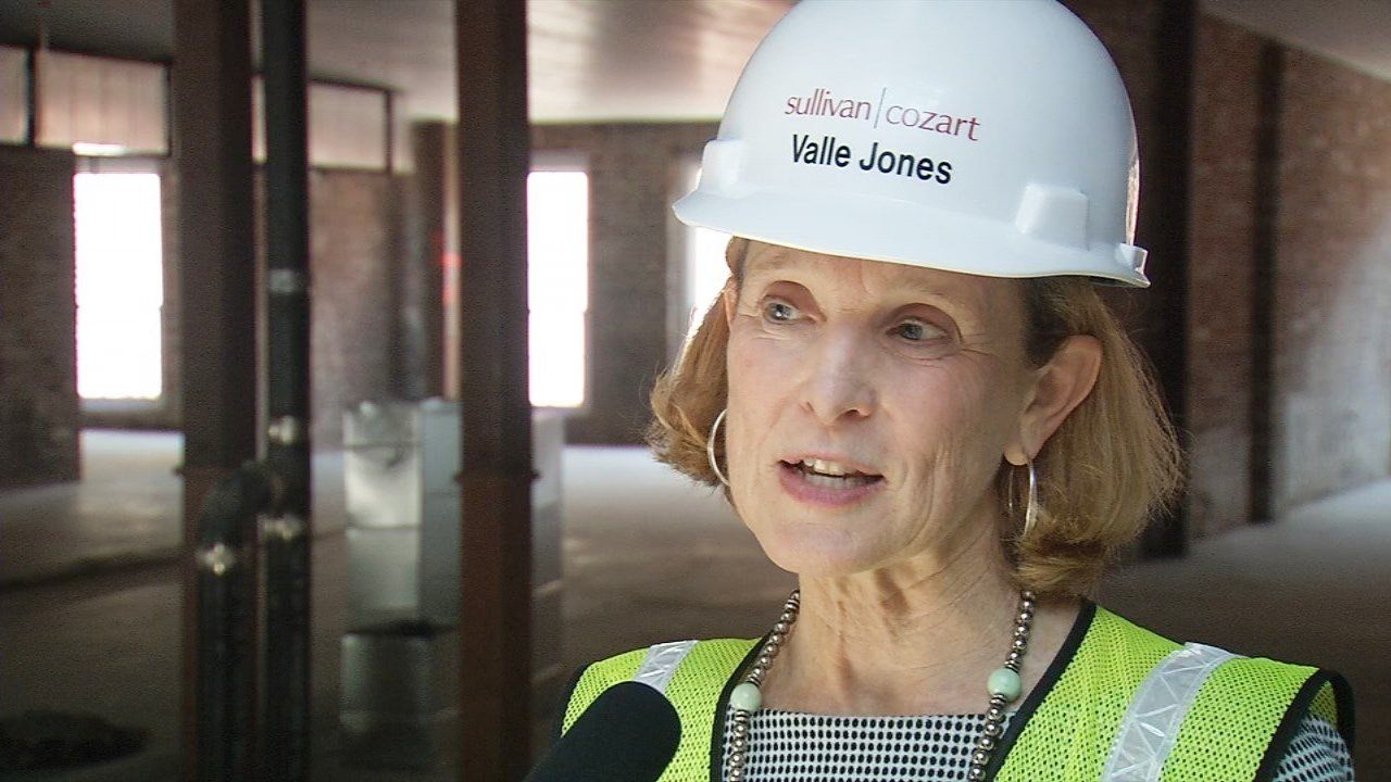 Valle Jones is an investor and co-developer of 111 Whiskey Row